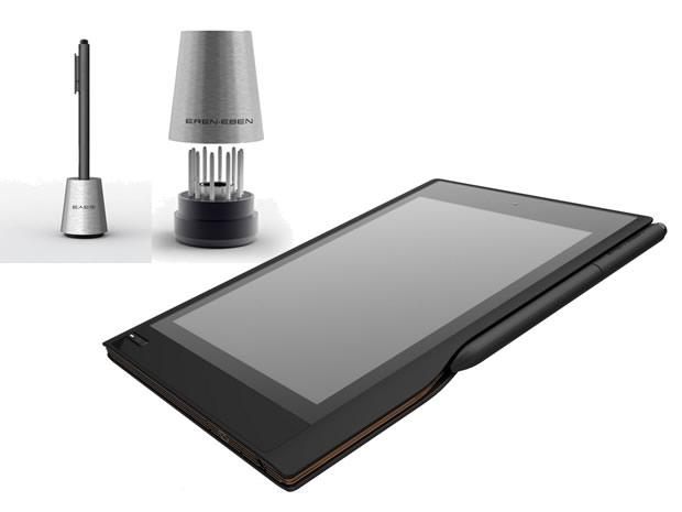 E人E本正式发布手写商务平板电脑第六代产品 T6